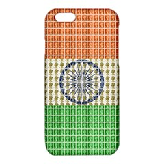 Indian Flag iPhone 6/6S TPU Case