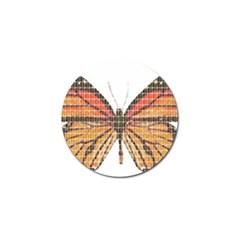Butterfly Golf Ball Marker (10 pack)