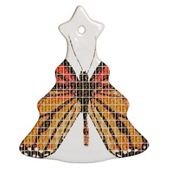 Butterfly Christmas Tree Ornament (2 Sides)