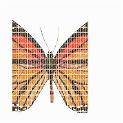 Butterfly Large Garden Flag (two Sides)