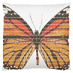 Butterfly Large Cushion Case (One Side)