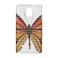 Butterfly Samsung Galaxy Note 4 Hardshell Case