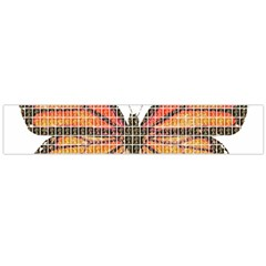 Butterfly Flano Scarf (large)
