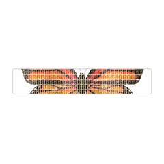 Butterfly Flano Scarf (mini)