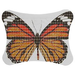 Butterfly Jigsaw Puzzle Photo Stand (bow)