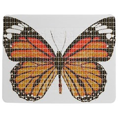 Butterfly Jigsaw Puzzle Photo Stand (rectangular)