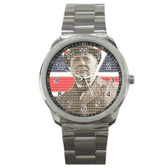 Churchill 1 Sport Metal Watch