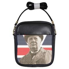 Churchill 1 Girls Sling Bags