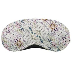 Oriental Floral Ornate Sleeping Masks