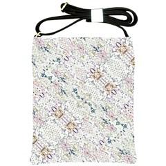 Oriental Floral Ornate Shoulder Sling Bags