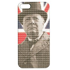 Winston Churchill Apple iPhone 5 Hardshell Case with Stand