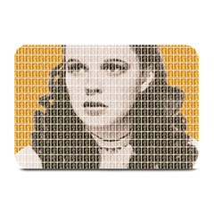 Over The Rainbow - Yellow Plate Mats