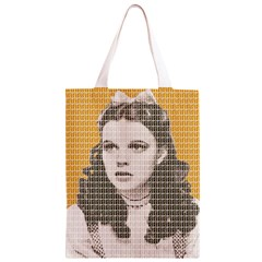 Over The Rainbow - Yellow Classic Light Tote Bag