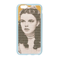 Over The Rainbow - Yellow Apple Seamless iPhone 6/6S Case (Color)