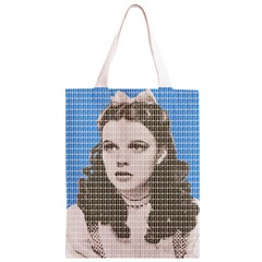Over The Rainbow - Blue Classic Light Tote Bag