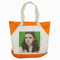Over the rainbow - Green Accent Tote Bag