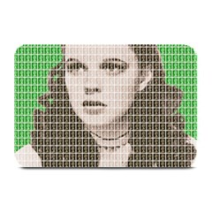 Over the rainbow - Green Plate Mats