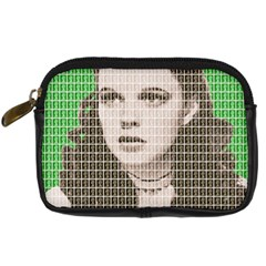 Over the rainbow - Green Digital Camera Cases