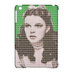 Over the rainbow - Green Apple iPad Mini Hardshell Case (Compatible with Smart Cover)