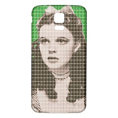 Over the rainbow - Green Samsung Galaxy S5 Back Case (White)