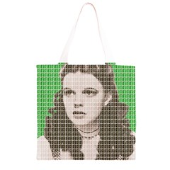 Over the rainbow - Green Grocery Light Tote Bag