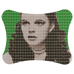 Over The Rainbow   Green Jigsaw Puzzle Photo Stand (bow)