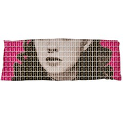 Over the Rainbow - Pink Body Pillow Case (Dakimakura)