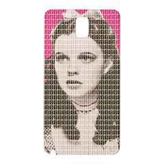 Over the Rainbow - Pink Samsung Galaxy Note 3 N9005 Hardshell Back Case