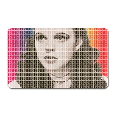 Over the Rainbow Magnet (Rectangular)