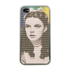 Over the Rainbow Apple iPhone 4 Case (Clear)