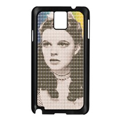 Over the Rainbow Samsung Galaxy Note 3 N9005 Case (Black)