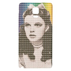Over the Rainbow Galaxy Note 4 Back Case
