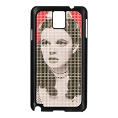 Over the Rainbow - Red Samsung Galaxy Note 3 N9005 Case (Black)