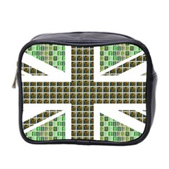 Green Flag Mini Toiletries Bag 2-Side