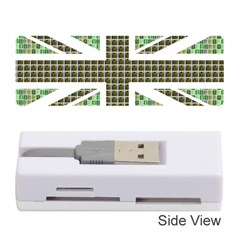 Green Flag Memory Card Reader (Stick)
