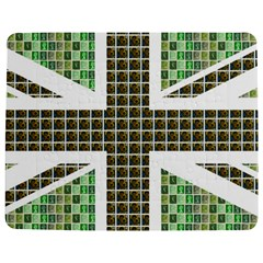 Green Flag Jigsaw Puzzle Photo Stand (Rectangular)