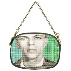 Sinatra Mug Shot Chain Purses (One Side)
