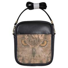 Owl Girls Sling Bags