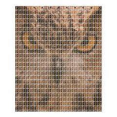 Owl Shower Curtain 60  x 72  (Medium)