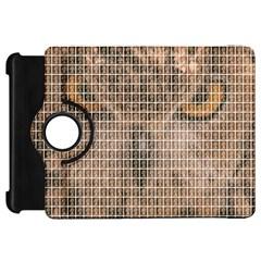 Owl Kindle Fire Hd Flip 360 Case