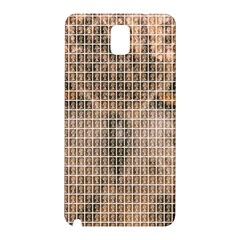 Owl Samsung Galaxy Note 3 N9005 Hardshell Back Case