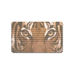 Tiger Tiger Magnet (Name Card)