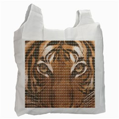 Tiger Tiger Recycle Bag (Two Side)