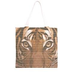 Tiger Tiger Grocery Light Tote Bag