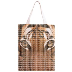 Tiger Tiger Classic Light Tote Bag