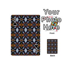 Stones Pattern Playing Cards 54 (mini)