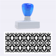 Stones Pattern Rubber Stamps (Large)