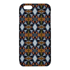 Stones Pattern iPhone 6/6S TPU Case