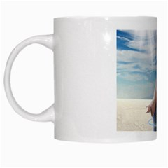 Our Mother Mary White Mugs