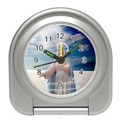 Our Mother Mary Travel Alarm Clocks